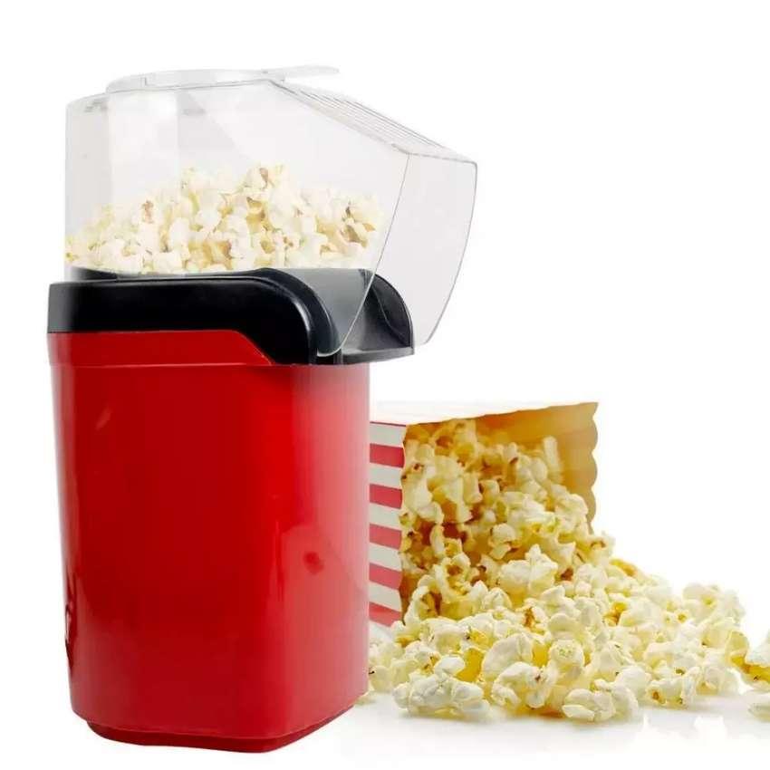 Crispetera mini Joy popcorn palomitas de maíz sin aceite