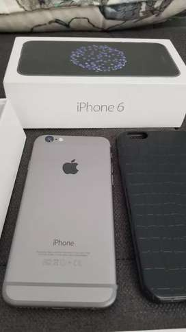 Iphone 6 de 32 gb Excelente Estado