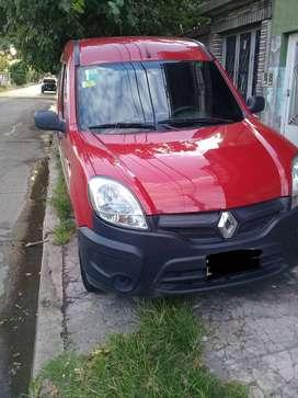 Renault Kangoo Furgón 2014 Nafta 1.6