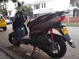 Se vende moto en perfexto estado