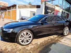 Vendo Audi A5 poco recorrido