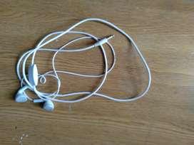 Vendo audifonos originales de samsung