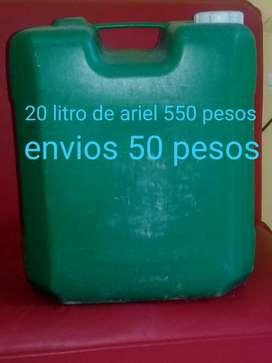 Ariel 550  Los 20 Litros