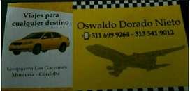 Transportamos Aeropuerto Monteria