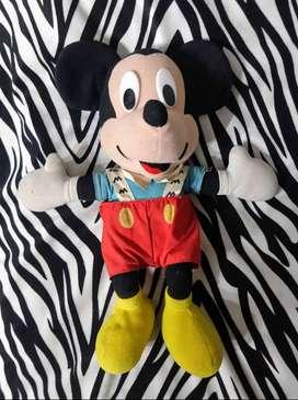 Muñeco Peluche Mickey Mouse De 35cm!!!