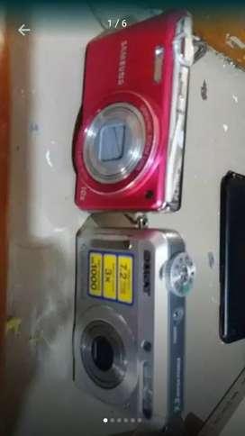Camaras digital desde 15$