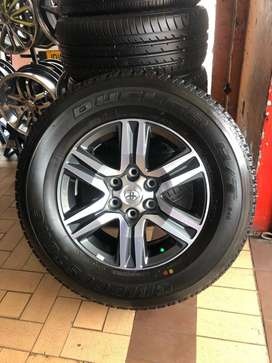 "Rines Y Llantas 17"" Toyota Fortuner Revo"