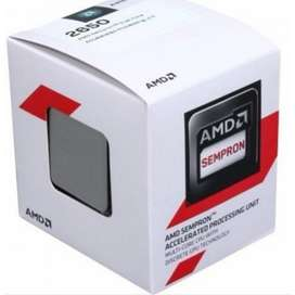 MICRO PROCESADOR AMD SEMPRON 2650 AM1 RADEON R3. NUEVO!!