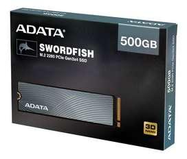 Unidad de estado sólido Adata Swordfish 500Gb