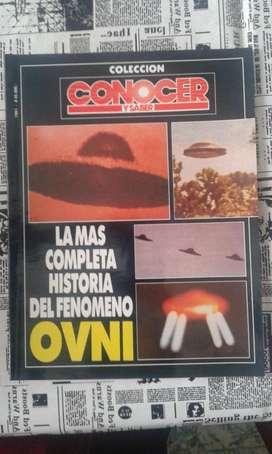 Conocer Y Saber  La Mas Completa Historia Del Fenómeno Ovni  Año 1991