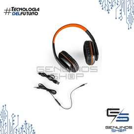 Audifono Diadema Gamer B3506 Bluetooth Mic Android