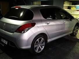 Vendo Peugeot 308 feline 1.6 thp