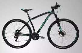 Bicicletas Venzo Loki rodado 29 con Shimano
