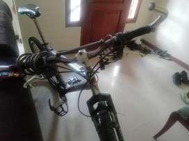 Bicicleta JD MARCO EN ALUMINIO TENSOR SHIMANO 7 VELOCIDADES