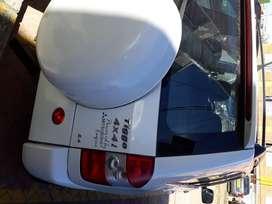 Se vende o permuta por camioneta doble cabina, estacas o furgón 4x4 chery tiggo 4x4 2009 en perfecto estado