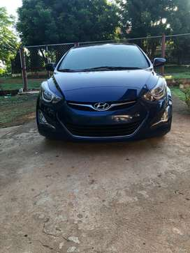 Vendo Elantra 2015 semi full
