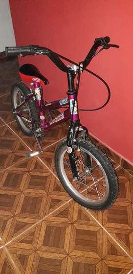 Vendo Bici Nena R.16