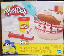 Play Doh Mini Dentista.