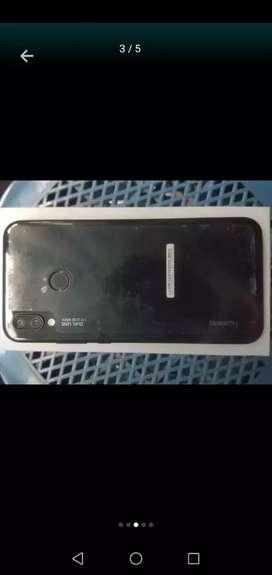 Huawei p20 lite negro homologado con caja y cargador