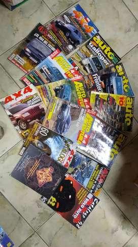 Revistas vehículos 4x4