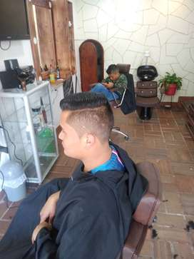 Busco barbero