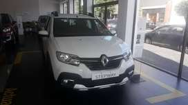 Renault Sandero Stepway Zen 1.6 0km 2021 Contado Financiada Entrega inmediata