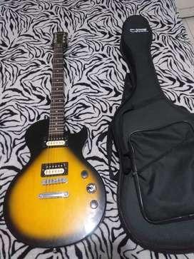 Guitarra less paul cambio