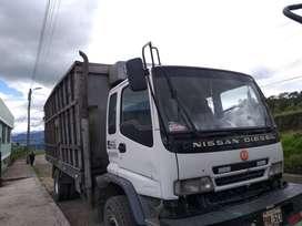 Vendo camion nissan,excelente estado