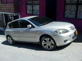 Mazda 3 , precio negociable y se permuta( cambio)