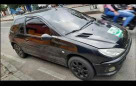 Peugeot 206 cupe