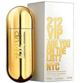 Perfume 212 VIP by Carolina Herrera - 80 ml