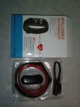 Pulsera Inteligente Smart Band M3 Ritmo Cardiaco Oximetro Presion Art