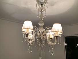 Lámpara de techo tipo araña
