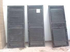 Portón puertas de garaje