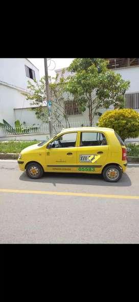 Taxi atos 2008 cupo metropolitano