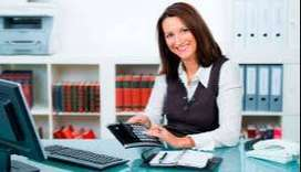 Auxiliar contable y admnistrativa