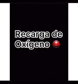 RECARGAS DE OXIGENO