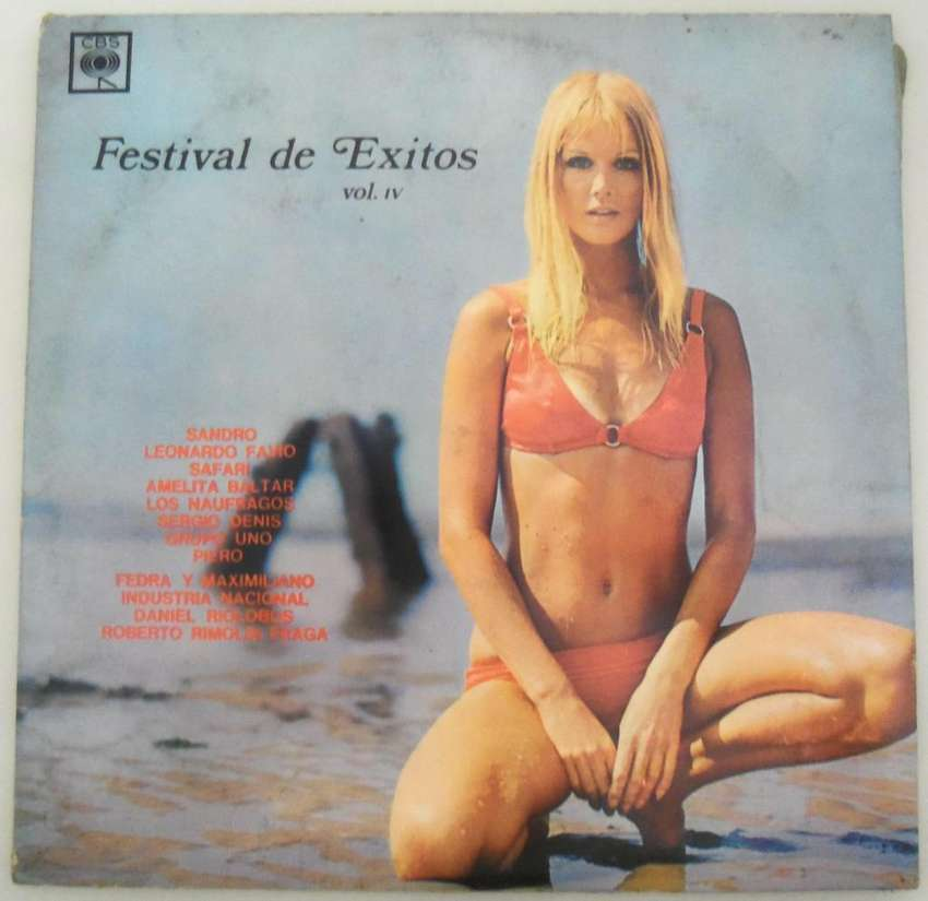 FESTIVAL DE ÉXITOS VOL. 4 0