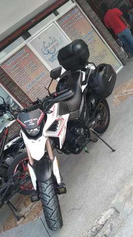 moto AXXO 250cc