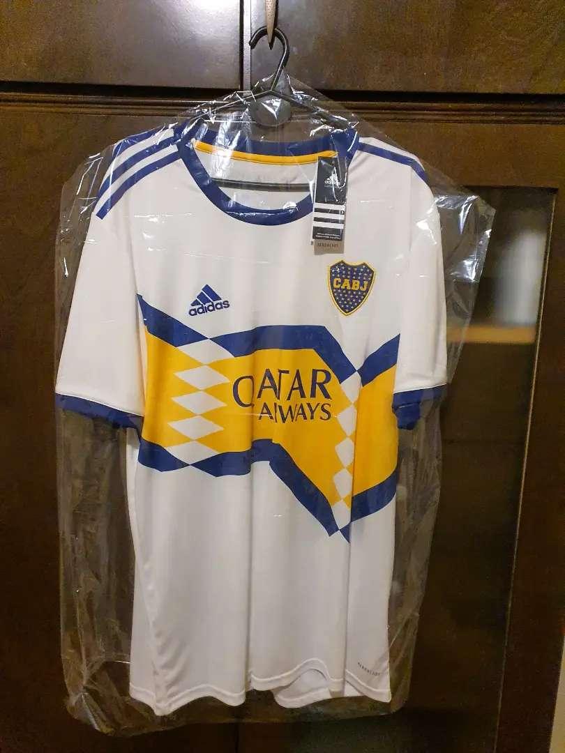 Permuto vendo Camiseta boca campeón 2020 sebastian villa original