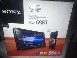 Estereo Sony doble din