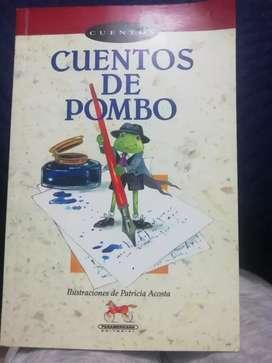 Cuentos De Pombo Editorial Panamericana