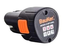 Bateria Bauker 12V Ion Litio BP120EL NUEVO