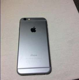 Vendo iphone 6 32gb impecable y liberado de fabrica !!!