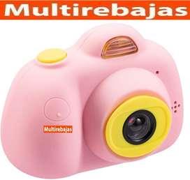 Camara Fotografica  Kids Para Niños
