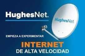 HugesNet internet satelital