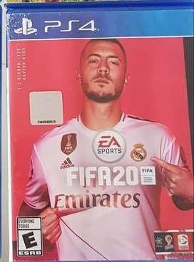VENDO FIFA2020