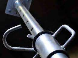 Alquiler de puntales telescopios, protecciones peatonales 0