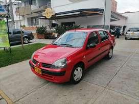 Renault Symbol 2007 Full equipo Espectacular 77000 kms unico dueño
