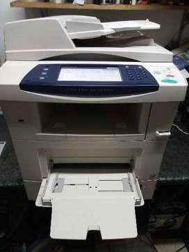 Impresora multifuncional Xerox Phaser 3635